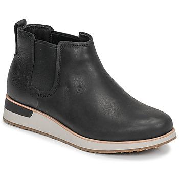 Sapatos Mulher Botas baixas Merrell ROAM CHELSEA Preto