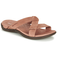 Sapatos Mulher Chinelos Merrell DISTRICT KANOYA SLIDE Camel