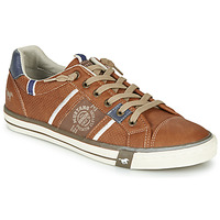 Sapatos Homem Sapatilhas Mustang 4072308-307 Conhaque
