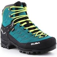 Sapatos Mulher Sapatos de caminhada Salewa WS Rapace Gtx Cor azul-turquesa,Preto