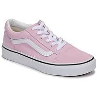 Sapatos Rapariga Sapatilhas Vans JN Old Skool Rosa