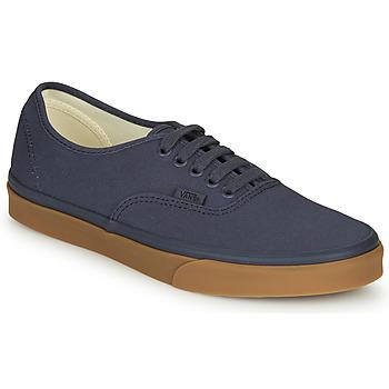 Sapatos Homem Sapatilhas Vans AUTHENTIC Marinho