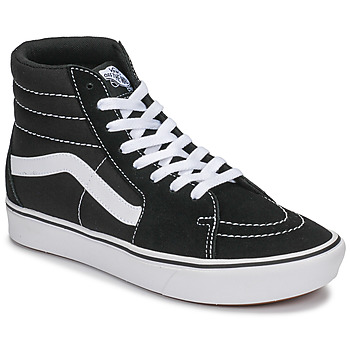 Sapatos Sapatilhas de cano-alto Vans COMFYCUSH SK8-HI Preto / Branco
