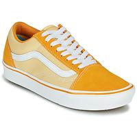 Sapatos Mulher Sapatilhas Vans COMFYCUSH OLD SKOOL Amarelo