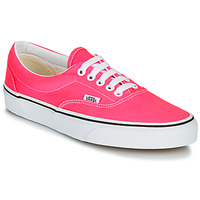 Sapatos Mulher Sapatilhas Vans ERA NEON Rosa