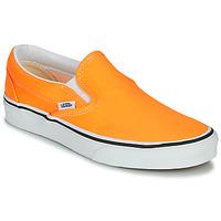Sapatos Mulher Slip on Vans CLASSIC SLIP-ON NEON Laranja