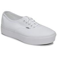 Sapatos Mulher Sapatilhas Vans UA Authentic Platform 2.0 Branco