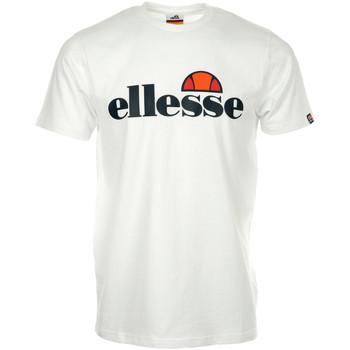 Textil Homem T-Shirt mangas curtas Ellesse SL Prado Tee Branco