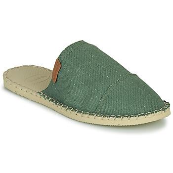 Sapatos Mulher Chinelos Havaianas ORIGINE FREE Verde
