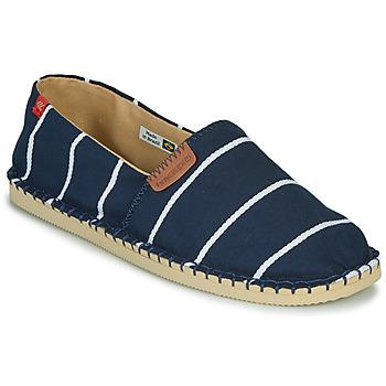 Sapatos Alpargatas Havaianas ORIGINE PREMIUM III Marinho / Branco