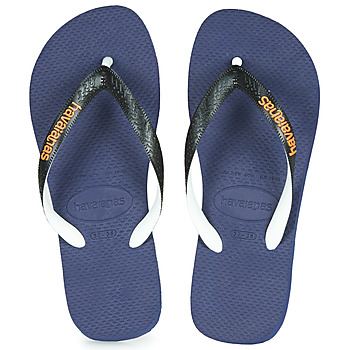 Sapatos Chinelos Havaianas TOP MIX Marinho / Preto