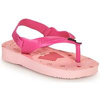 Sapatos Rapariga Chinelos Havaianas BABY DISNEY CLASSICS II Rosa
