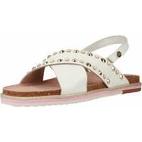 Sapatos Rapariga Sandálias Gioseppo 43709G Branco