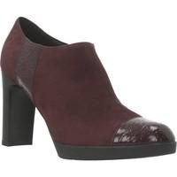 Sapatos Mulher Botas baixas Geox D ANNYA HIGH Vermelho