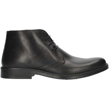 Sapatos Homem Botas baixas Enval 4220100 Preto