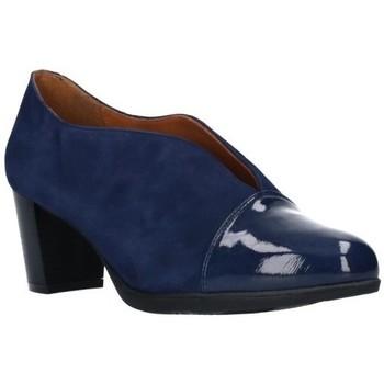 Sapatos Mulher Escarpim Moda Bella 84-807 MIDNIGHT Mujer Azul marino bleu