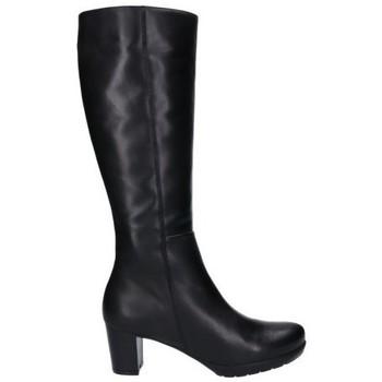 Sapatos Mulher Botas Moda Bella 42-2000 NAPA NEGRO Mujer Negro noir