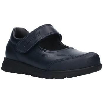 Sapatos Rapariga Sapatos & Richelieu Pablosky 334320 Niña Azul marino bleu