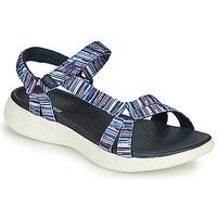 Sapatos Mulher Sandálias Skechers ON-THE-GO Multicolor