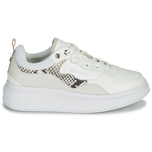 Arellis Ted Baker Sapatilhas Mulher Branco
