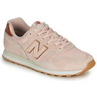 Sapatos Mulher Sapatilhas New Balance 373 Rosa