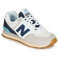 Sapatos Homem Sapatilhas New Balance 574 Cinzento / Navy
