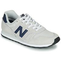 Sapatos Homem Sapatilhas New Balance 373 Bege / Marinho