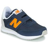 Sapatos Criança Sapatilhas New Balance 720 Navy / Amarelo