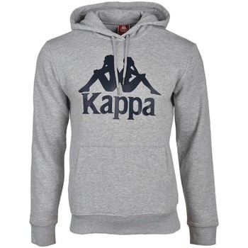 Textil Homem Sweats Kappa Taino Hooded Cinzento