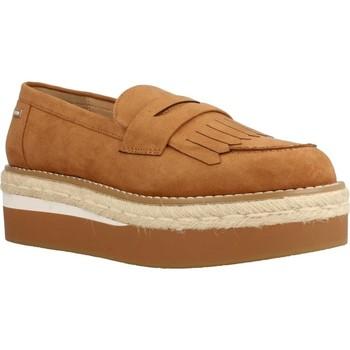 Sapatos Mulher Mocassins MTNG 51633M Marron