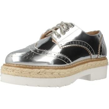 Sapatos Mulher Alpargatas MTNG 51785M Silver