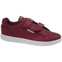 Sapatos Criança Sapatilhas Reebok Sport Royal Complete Cln Bordô