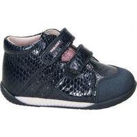 Sapatos Criança Sapatilhas de cano-alto Pablosky 061428 Bleu