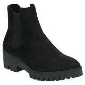Sapatos Mulher Botins Carolina Boix 70405 Noir
