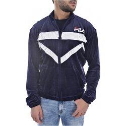 Textil Homem Casacos  Fila 684467 nixon Azul