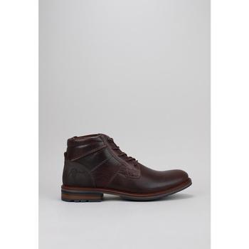 Sapatos Homem Botas baixas Krack MOUNT Castanho