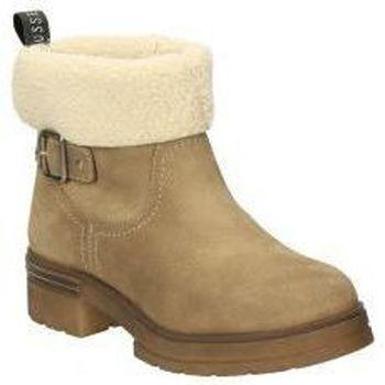 Sapatos Mulher Botas de neve Coolway Botas  geos moda jovem marron Marron