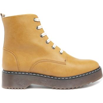 Sapatos Mulher Botas baixas Nae Vegan Shoes Trina Camel bege