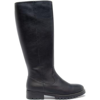Sapatos Mulher Botas Nae Vegan Shoes Lou Black preto