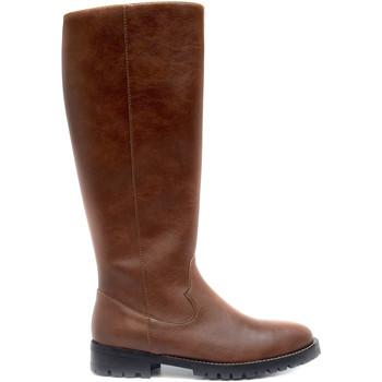 Sapatos Mulher Botas Nae Vegan Shoes Lou Brown castanho