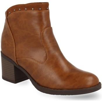Sapatos Mulher Botins Prisska GW958 Kaki
