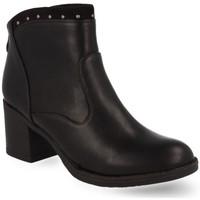 Sapatos Mulher Botins Prisska GW958 Negro
