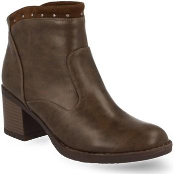 Sapatos Mulher Botins Prisska GW958 Verde