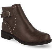 Sapatos Mulher Botins Prisska RD8228 Gris