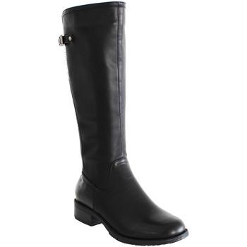 Sapatos Mulher Botas Prisska TY950 Negro