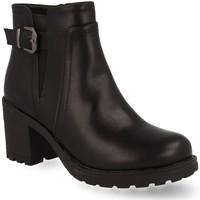 Sapatos Mulher Botins Prisska Y5653 Negro