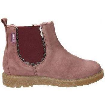 Sapatos Rapariga Botas baixas Garvalin 191637 B rose