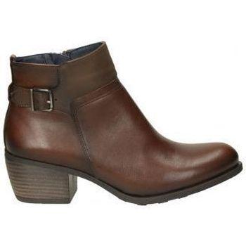 Sapatos Mulher Botins Dorking Botins  8095 senhora marron Marron
