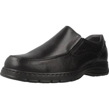 Sapatos Homem Mocassins Fluchos 53173 Preto