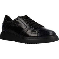 Sapatos Mulher Sapatilhas Geox D THYMAR Preto